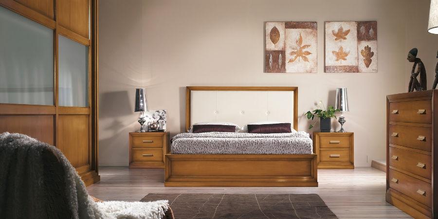 per una camera propria di uno stile senza tempo. Camere da letto ...