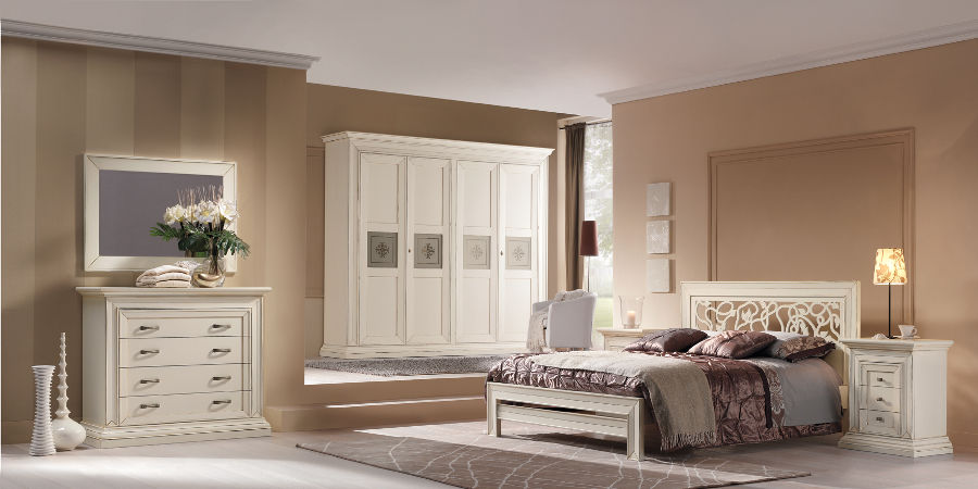 Classiche - Come rendere accogliente la camera da letto ...