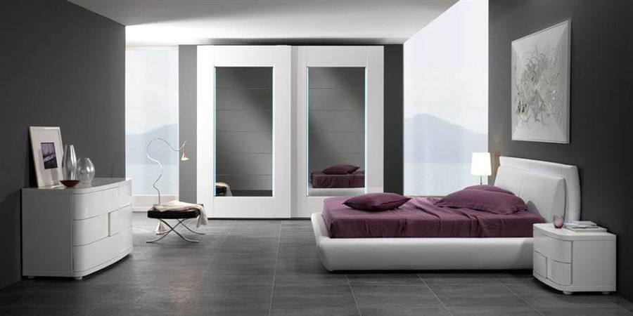 Moderne for Catalogo camere da letto moderne
