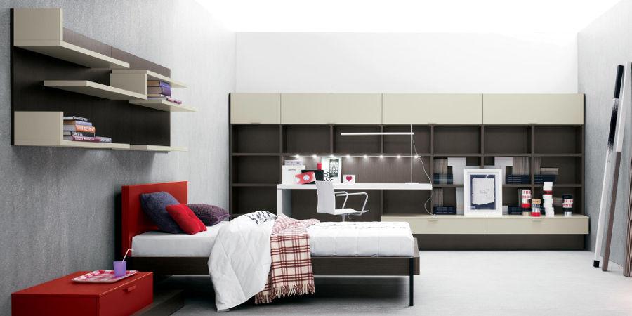 Ragazzi - Camere da letto per ragazzi moderne ...