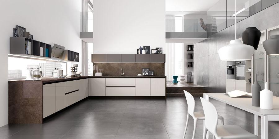 Moderne for Arredamenti moderni per case piccole