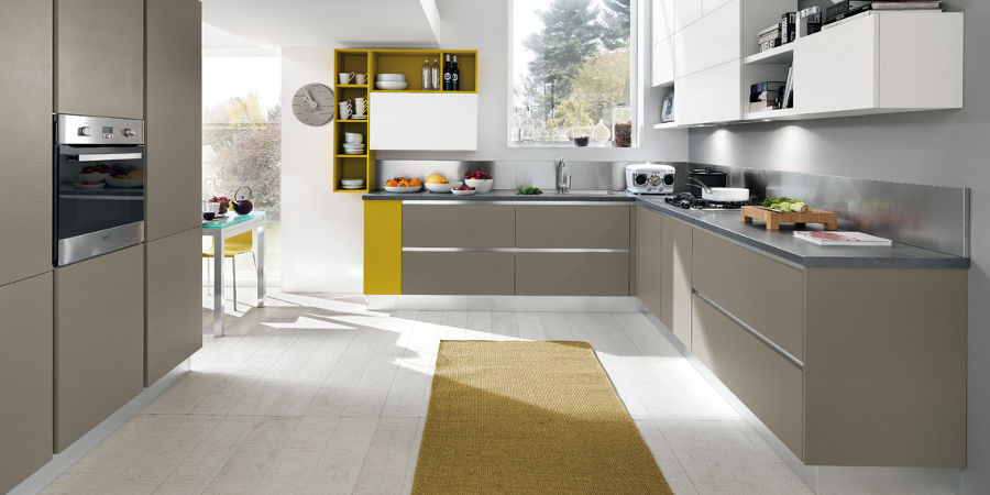 Moderne - Cucine moderne mercatone uno ...