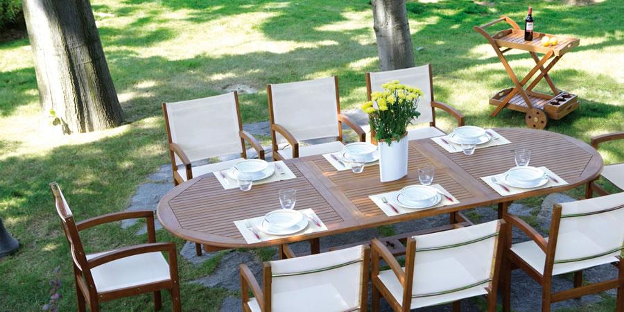 Arredamenti per giardini moderni dal design with design for Design giardini