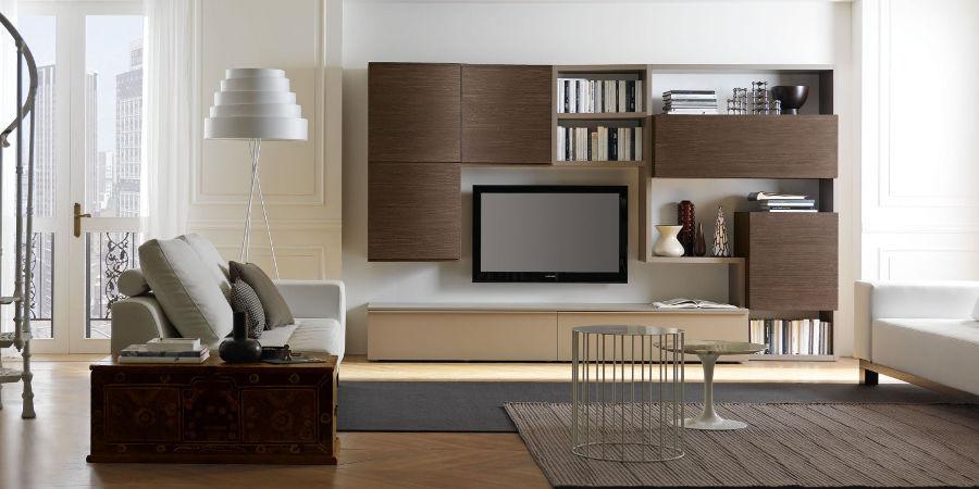 Moderni for Mobili per il soggiorno moderni