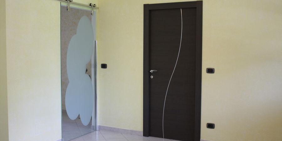 Porte interne moderne il meglio del design degli interni - Porte interne moderne ...