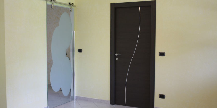 Moderne - Maniglie moderne per porte interne ...