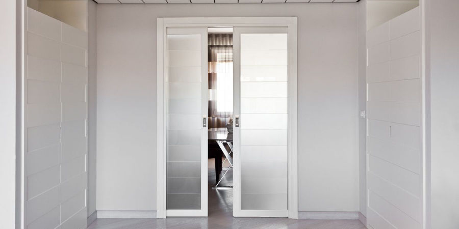 Moderne - Porte interne moderne ...